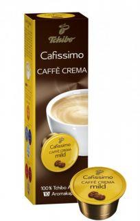 32/100g) Tchibo Cafissimo Caffè Crema mild 10 Kapseln   NEU