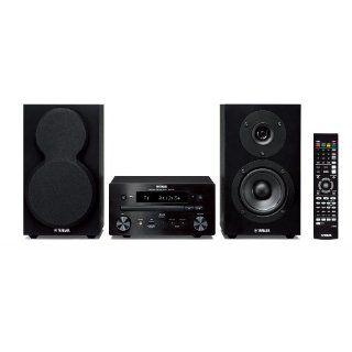 Yamaha MCR 750 Mikro Komponentensystem (DVD, 3D Blu ray, HDMI, DLNA