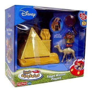 Disney   Fisher Price   Little Einsteins   Golden Pyramid Mission