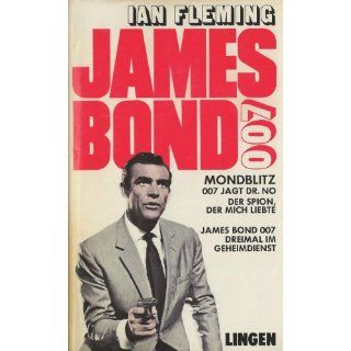 007 James Bond Mondblitz / 007 jagt Dr. No / Der Spion, der mich
