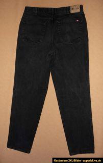 Mustang Jeans Gr.54 schwarz W38 L34 gerade Michigan Herren neu Denim