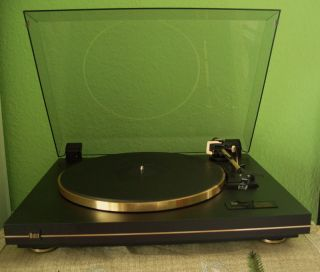 Dual CS 455 GOLD Plattenspieler Turntable