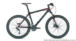 Focus Limited Carbon Mountain Bike 2012