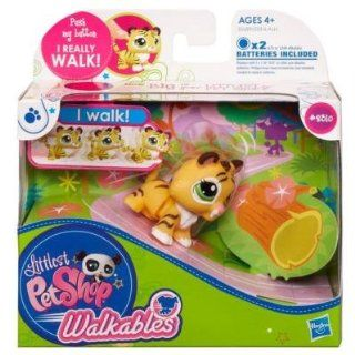 Laufendes Littlest Pet Shop #2310   Tiger   Walkable   Flitzendes