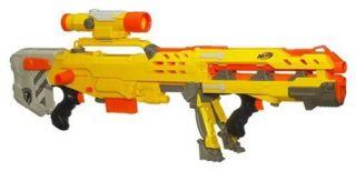 NERF N Strike Longshot CS 6 Sniper Dart Gun *New*