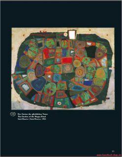 Fachbuch Hundertwasser, Die Kunst des grünen Weges tolles Buch, viele