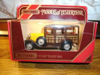 Matchbox 147 Ford A 1930 Limited Edition Models of Yesteryear OVP