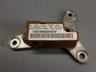 Renault Espace III 3 JE Steuergerät Sensor Airbag 6025313595