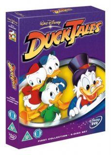 DUCKTALES (DUCK TALES) DVD VOL. 1+2+3 DVD KOLLEKTION