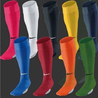 NIKE PARK III FOOTBALL SOCKS MENS Black, White, Orange, Red, Blue New