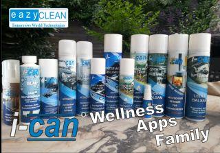 NANO Imprägnierspray/ Water Repellent 400ml x 3 Stk ***Plus GESCHENK