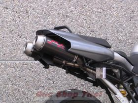 Auspuff SIL MOTO Carbon DUCATI Multistrada 1000 /1100 S