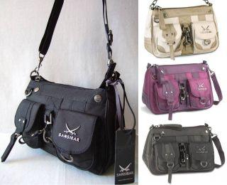26*10*17 cm Damen Schultertasche Umhänge Tasche Handtasche 488