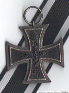 Weltkrieg Orden EK II Eisernes Kreuz 1914 iron cross Hersteller M
