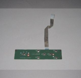 Toshiba Satellite A100 491 Power Button Switch Board V000060490 incl