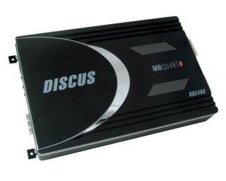 MB Quart 4 Kanal Endstufe DSC 480 DISCUS Serie NEU