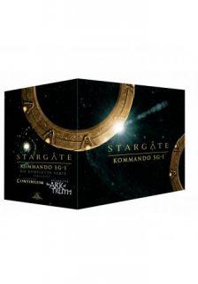 Stargate Kommando SG 1   Die komplette Serie 1 10   61 DVD BOX NEU OVP