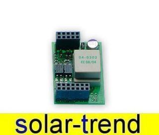 SMA SB SMC RS485 RS 485 Schnittstelle Solar Sunny Boy