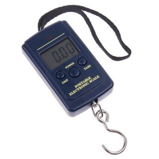 20g 40Kg Pocket Digital Hanging Balance Weight Scale