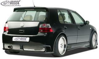 RDX Stoßstange Hinten VW Golf 4 Schürze Tuning Heck