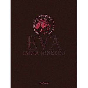 Pre Sale)IRINA IONESCO PHOTO BOOK, EVA , 2011 JAPAN, Brand New 132