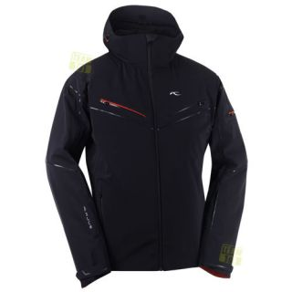 KJUS Herren Skijacke MEN HAWK Jacket MS15 503 black schwarz