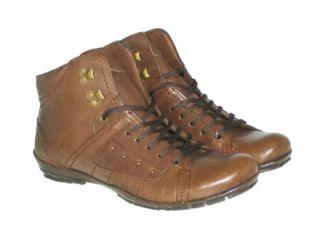 Herren Lederstiefel,Marken Schuhe, Boot ECHTES LEDER div.Größen