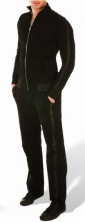Cipo&Baxx Trainingsanzug Jacke & Hose schwarz