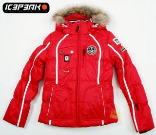 Icepeak Damen Skijacke MERCIA IA Winterjacke Jacke Snowboardjacke rot
