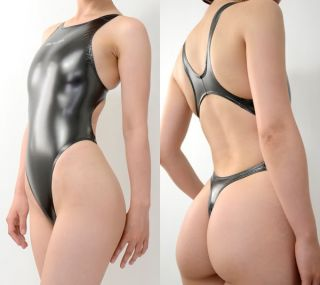JAPAN REALISE [Size:3L]Shiny Rubber Swimsuit Badeanzug Hydrasuit
