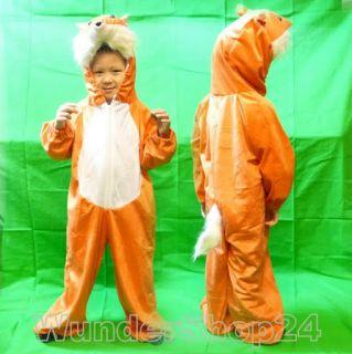 Kinder Karneval Kostüm mit Süße Motive 100 105 110 für Jung und