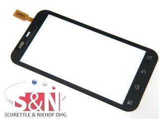 Original Motorola Defy + Plus MB525 MB526 Touchscreen Glas Scheibe
