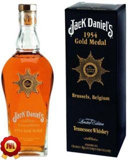 Jack Daniels 1954 Gold Medal 1 Ltr. 43%