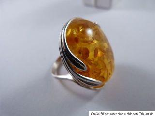antik kette bernstein  honig butterscotch amber necklace ring 11 gr