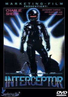 Interceptor (Charlie Sheen) Marketing DVD   OVP/NEU