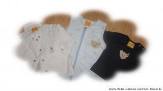 tlg. Steiff Paket, Schlafsack, Shirt & Hemd Gr. 62/68  Sooo schön