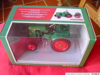Deutz F1L514/51 122 Traktor Die Cast Metal Modell NEU