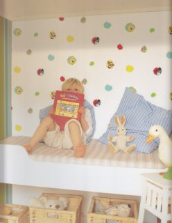 Disney Winnie Pooh Tapete Kinderzimmer Tapeten Decofun Nr. 70599