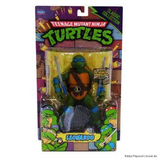 Teenage Mutant Ninja Turtles Leonardo Actionfigur Classic Collection m