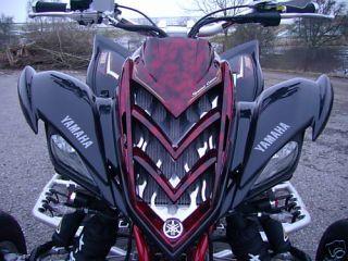 Tuning Kühlergrill Kühler Yamaha YFM 700R 700 R Raptor