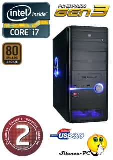High End PC Intel Core i7 3770 16GB GTX 560Ti 1024MB USB3.0 1000GB