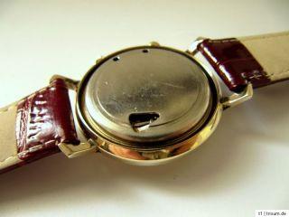ORIGINAL JAEGER LECOULTRE WRIST ALARM (PRE MEMOVOX) ARMBANDWECKER