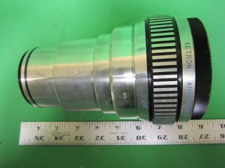 Vintage Xetron Anamorphic 35mm Lens Nice Optics