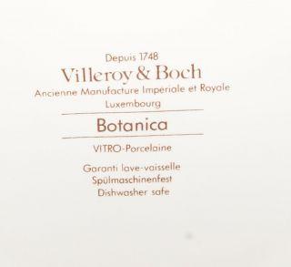 Villeroy & Boch Botanica große Untertasse 17 cm Avena sativa
