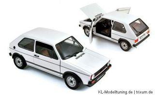 VW Golf I GTI 118 Norev kein Umbau o. Tuning Volkswagen