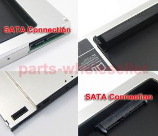 2nd SATA HD Hard Drive Caddy Adapter for ACER Aspire M3 581TG M3 581T