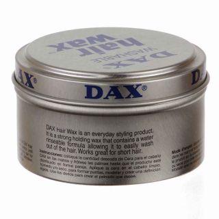 DAX Hair Wax Washable auswaschbare Pomade, Haarwachs, Haare