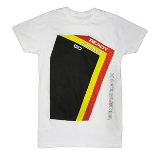Generation X t shirt punk power pop oi 77 Billy Idol 80s