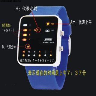 Neu Anime Manga Fairy Tail LED Armbanduhr Uhr Watch 006