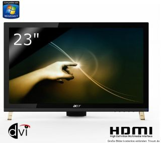 Acer T231Hbmid   23   TOP FULL HD Display 1920x1080   TOUCHSCREEN 2ms